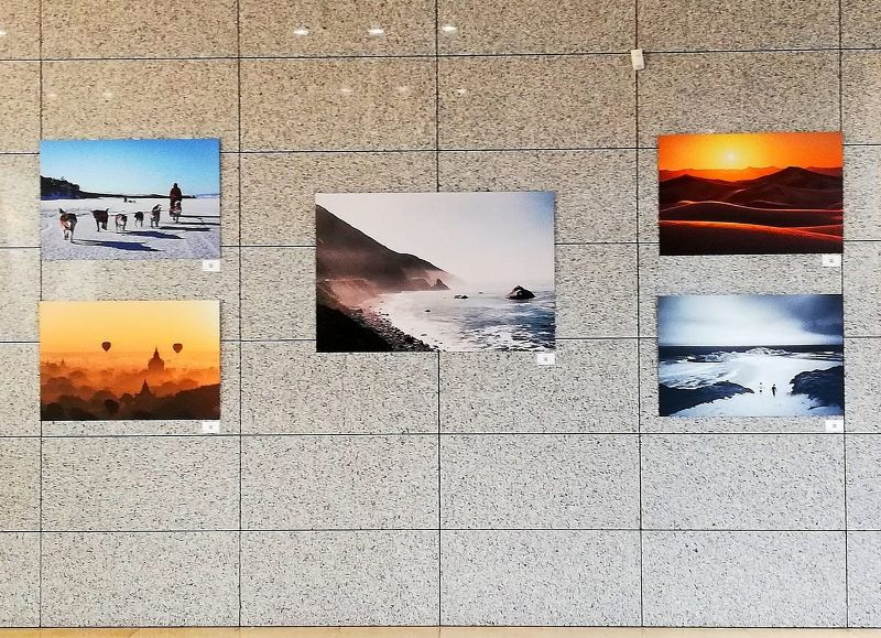 Expo photo sur le site PALATIN de Welcome At Work!