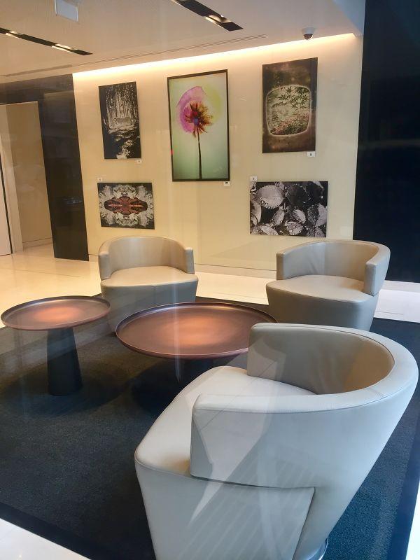 Expo photo Conceptuel sur le site 7-11H de Welcome At Work!