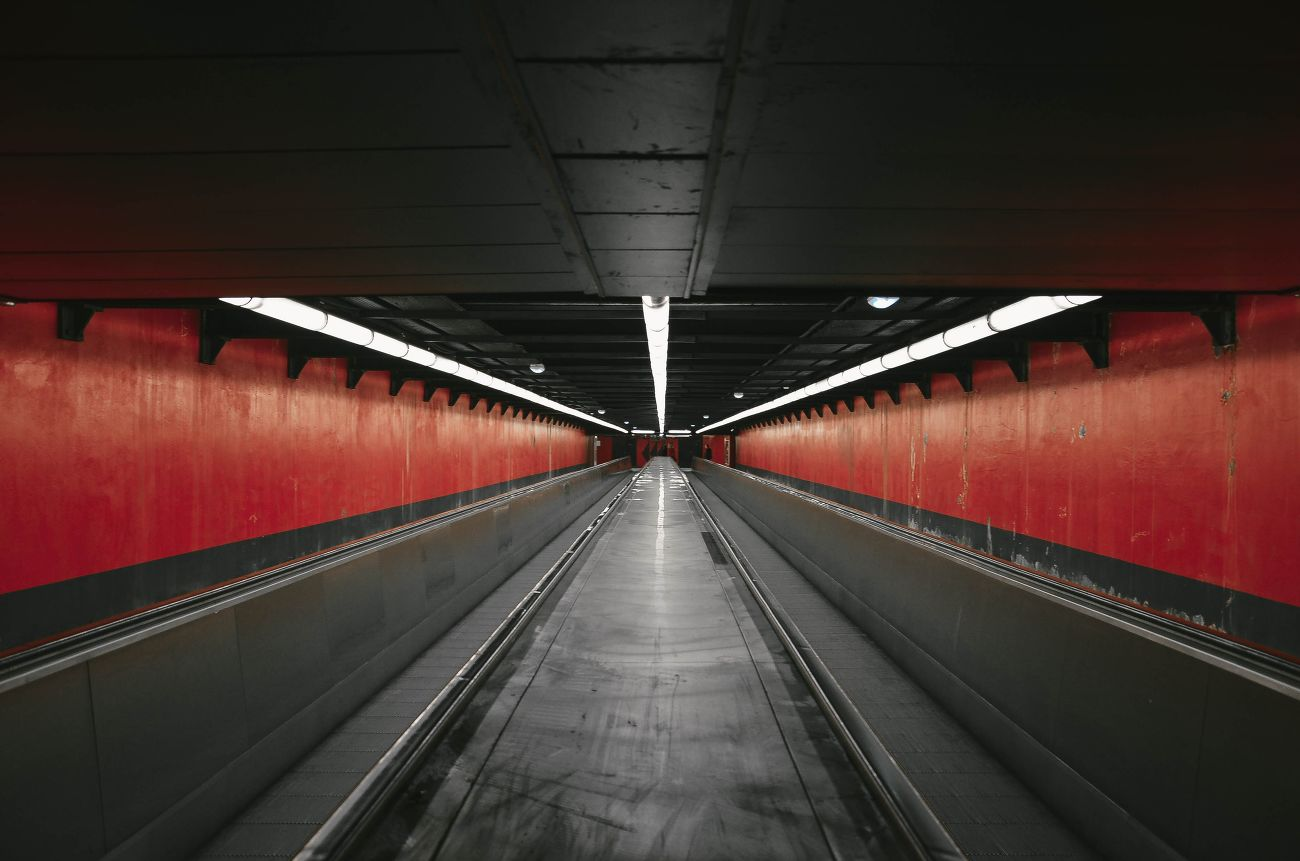 Red perspective