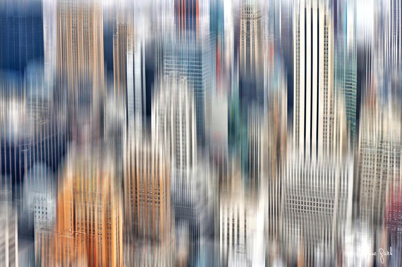 City in motion, New York