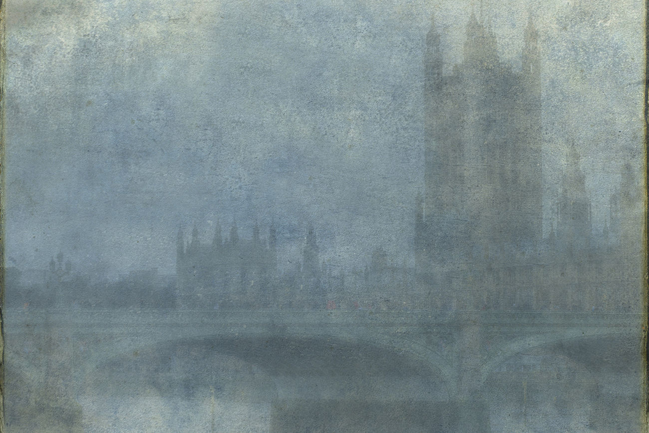 Westminster tower Monet style
