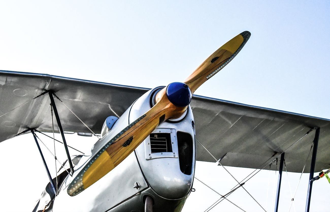 Pitts Special S2-B - 2