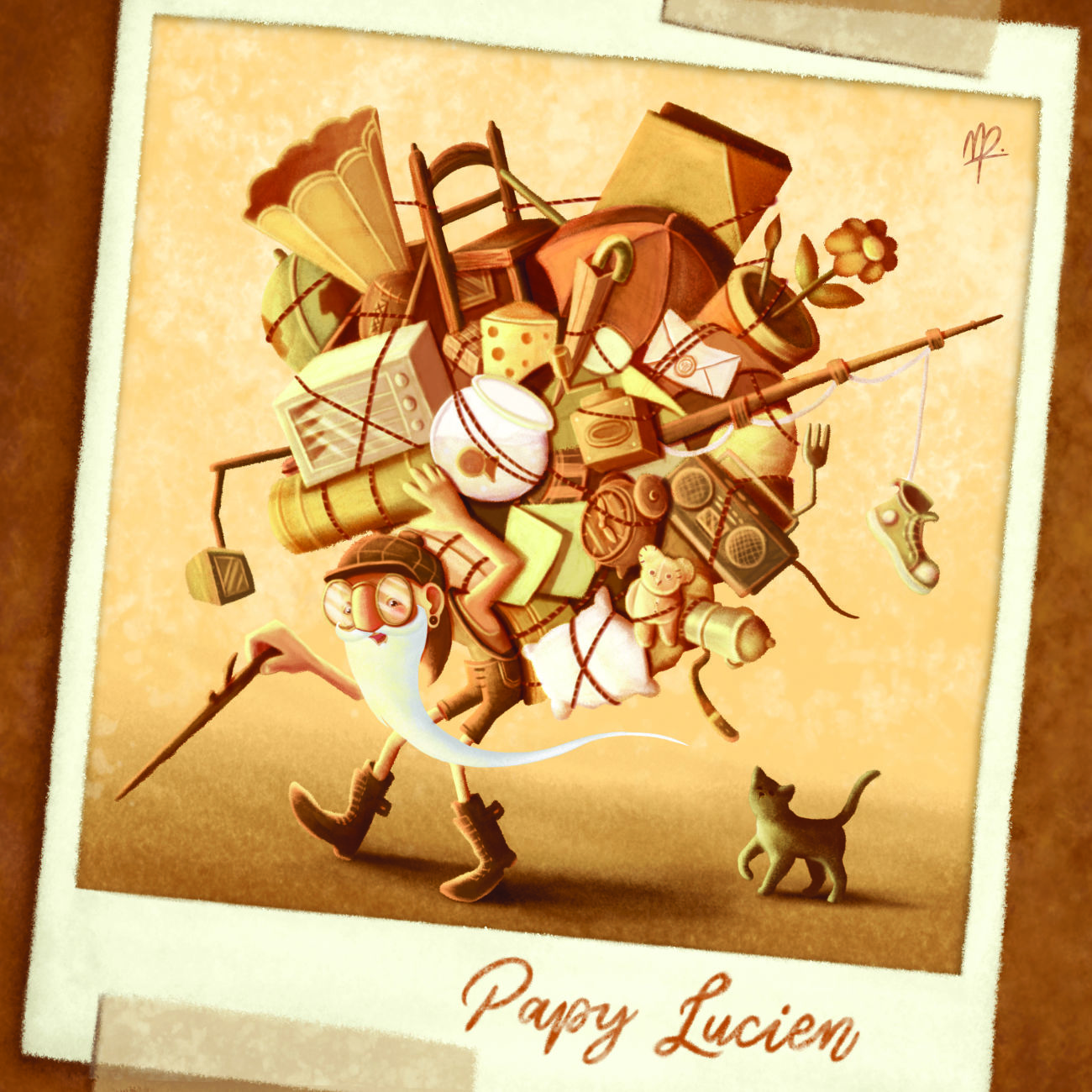 Papy Lucien