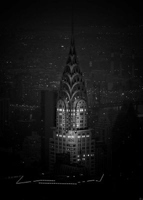 Chrysler Building, New-York
