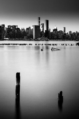 Manhattan & the East River -3