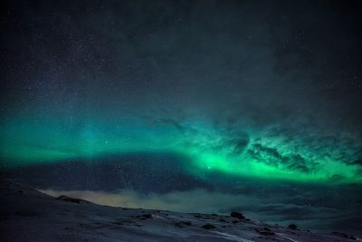 Northern lights, Thomas Salva