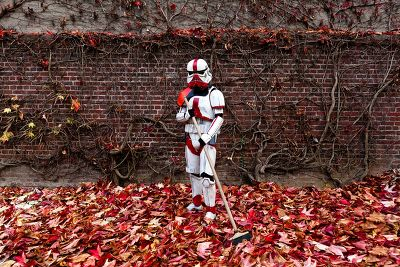 Red Storm Trooper