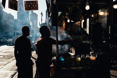 Rue new-yorkaise - 1