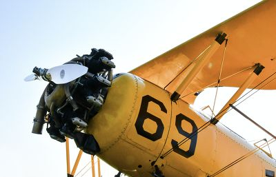 Boeing Stearman Model 75 - 2