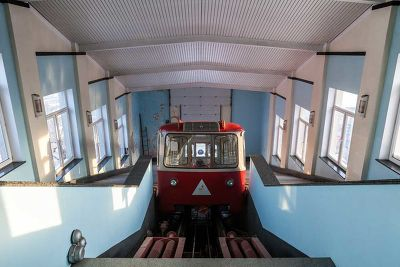 Funiculaire - Russie